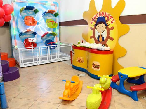 Buffet Infantil em Santos